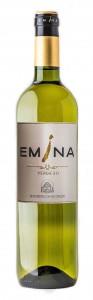 Vino blanco Emina Verdejo 2017.