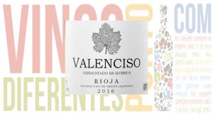 Valenciso Blanco 2016.