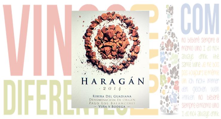 vino tinto haragan 2014
