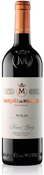 Vino tinto, Marqués de Murrieta Reserva 2014.