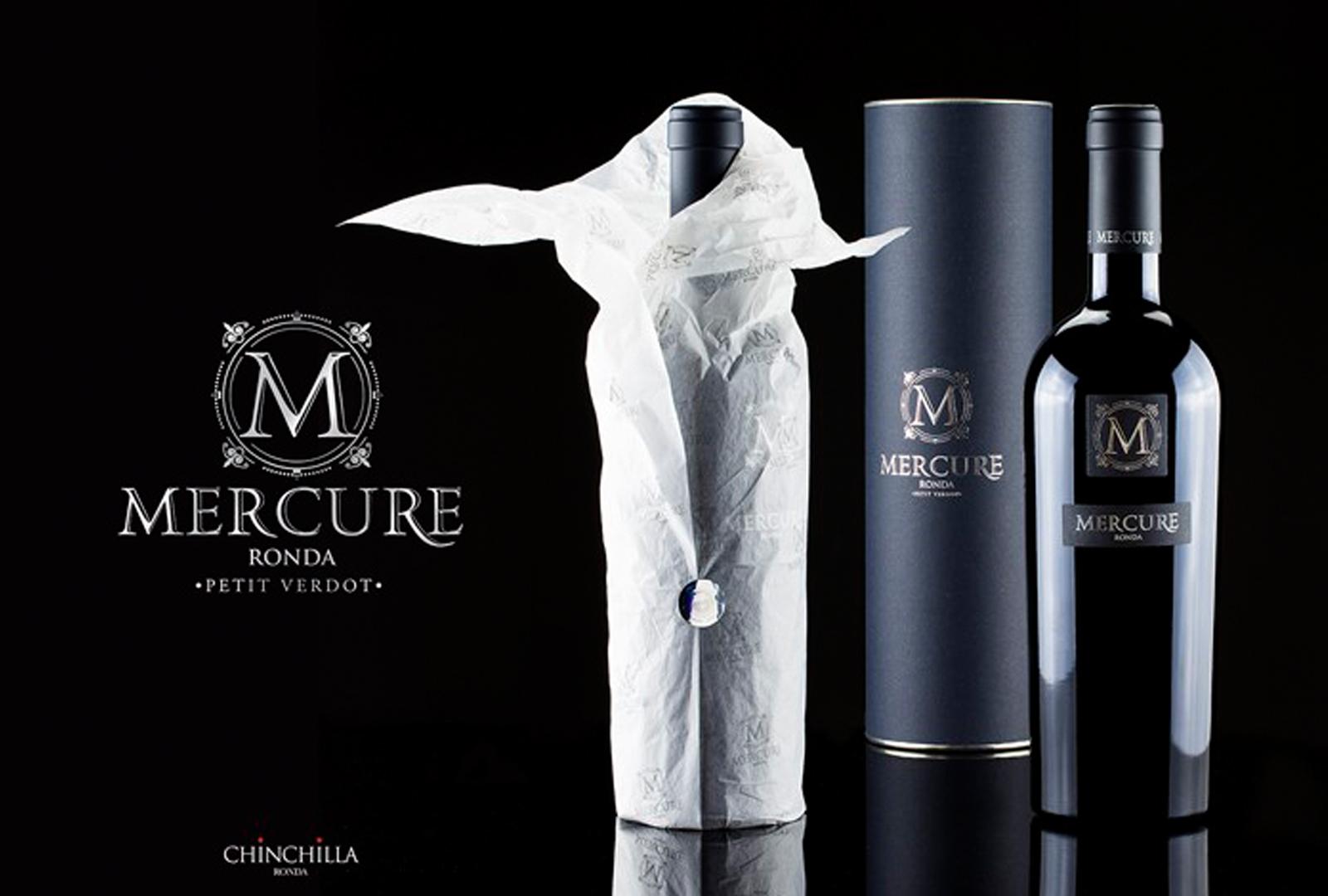 Vino Mercure de la DO Sierra de Málaga