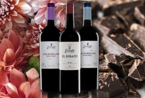Vino, chocolate y flores, la propuesta de Viñedos y Bodegas de la Marquesa